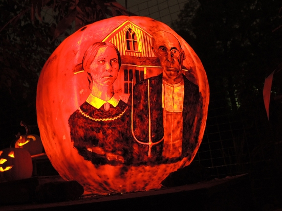 Farmers - Jack-o-lantern Spectacular Roger Williams Park Zoo