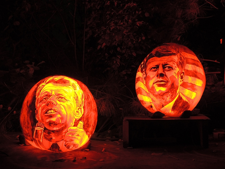 Kennedys -  - Jack-o-lantern Spectacular Roger Williams Park Zoo