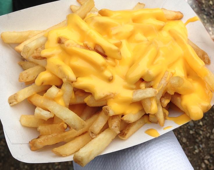 King Richard's Faire - Cheese Fries