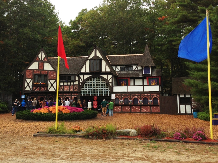 King Richard's Faire with Man Fuel