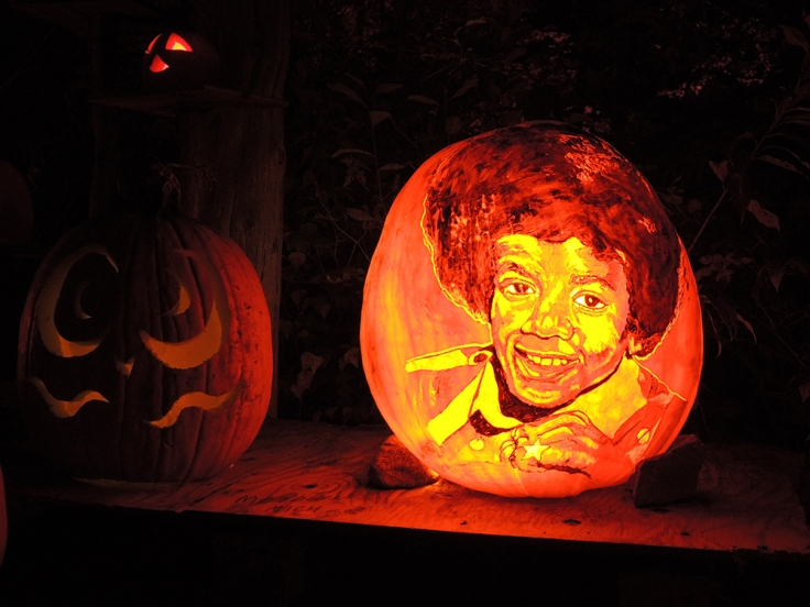 Michael Jackson - Pumpkin Spectacular Roger Williams Park Zoo