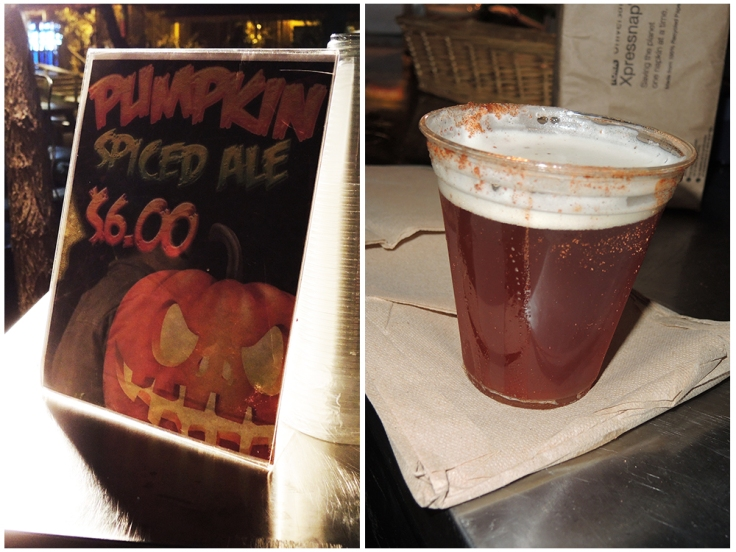 Pumpkin Spiced Ale - Jack-O-Lantern Spectacular by Man Fuel