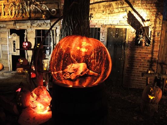 Texas - Jack-o-lantern Spectacular Roger Williams Park Zoo