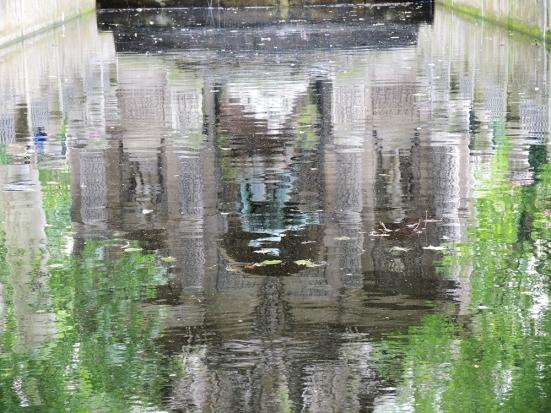 Jardin du Luxembourg - Medici Fountain Water