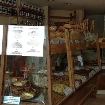 Inside Malo Bakery - Paris, France