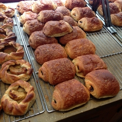 Poilane Stuffed Pastries