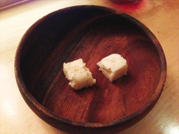 Birch - Providence, RI - Aerated White Chocolate