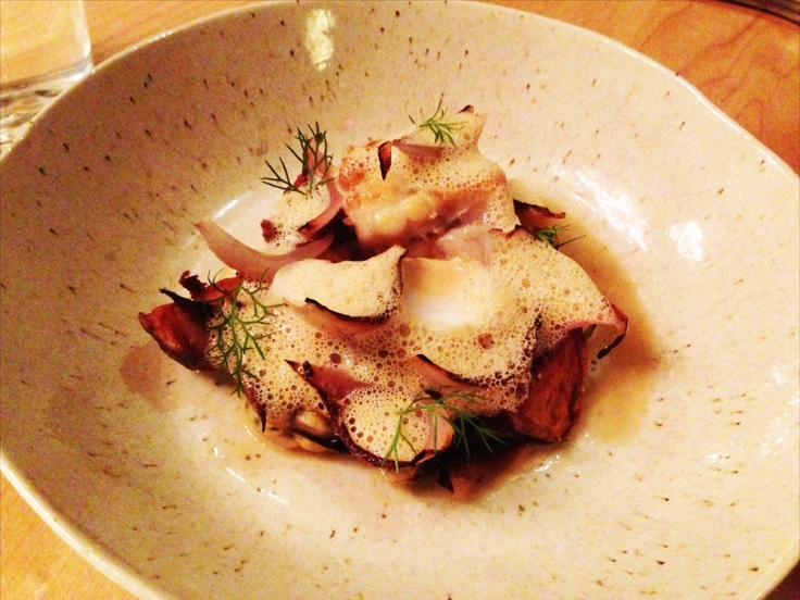 Birch - Providence, RI - Monk Fish