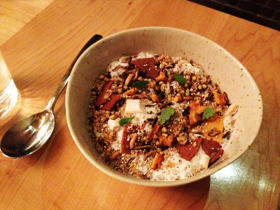 Birch - Providence, RI - Sweet Grain Cereal