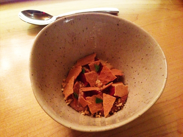 Birch - Providence, RI -Triple Chocolate Pudding