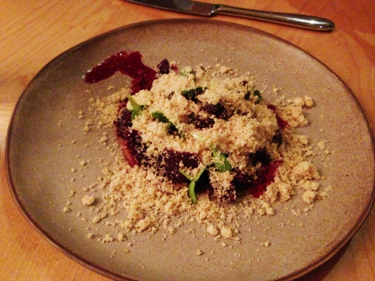 Birch - Providence, RI - Warm Red Beets