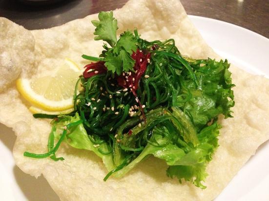 Oga's - Natick, MA - Seaweed Salad