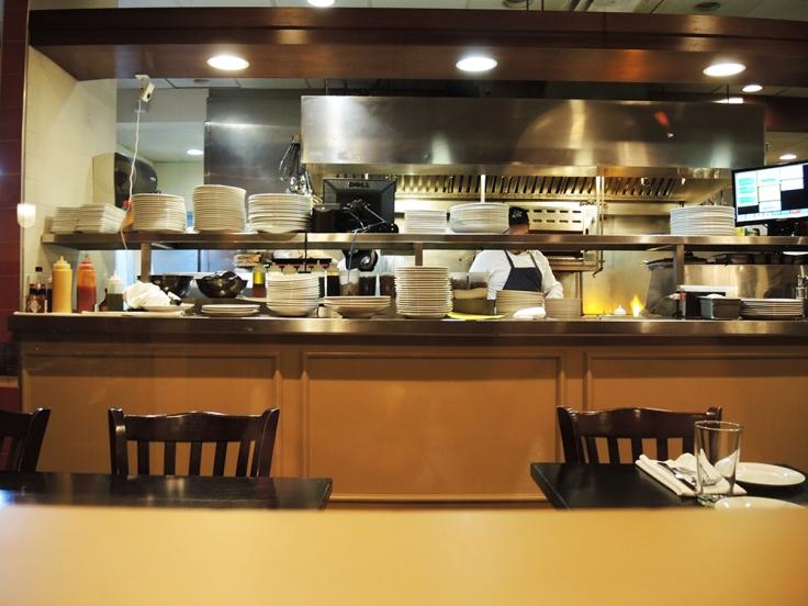 Man Fuel Food Blog - Cibo Matto - Interior