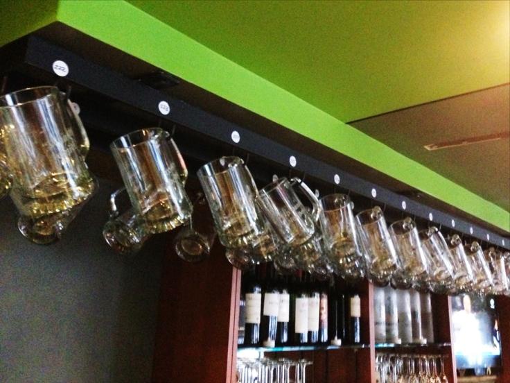 Parish Cafe 2 - Beer Mugs - Boston, MA