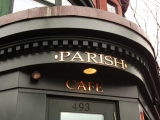 Parish Cafe and Bar – Boston, MA (South End)