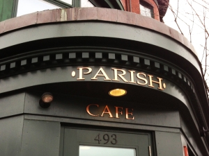 Parish Cafe 2 - Boston, MA