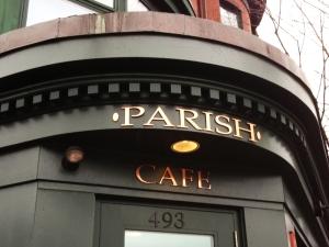 Parish Cafe 2 - Boston, MA