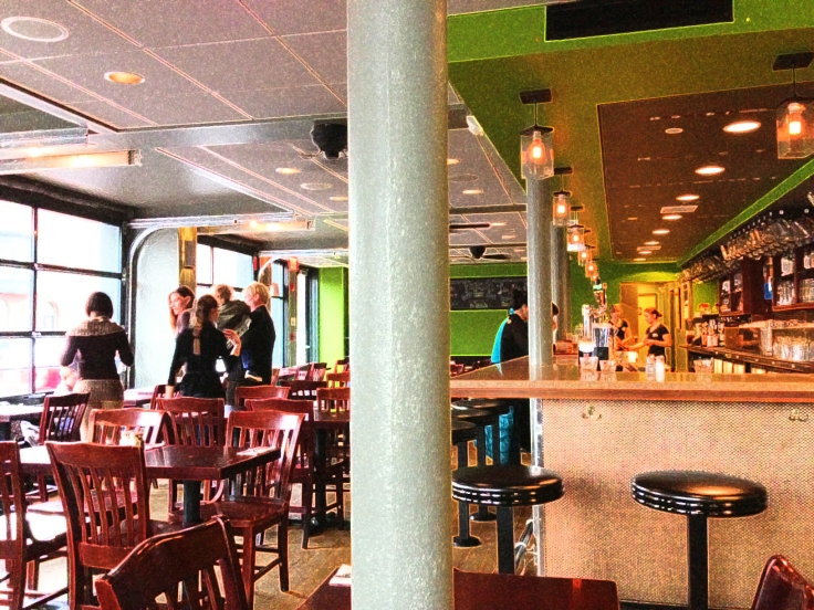 Parish Cafe 2 - Interior - Boston, MA