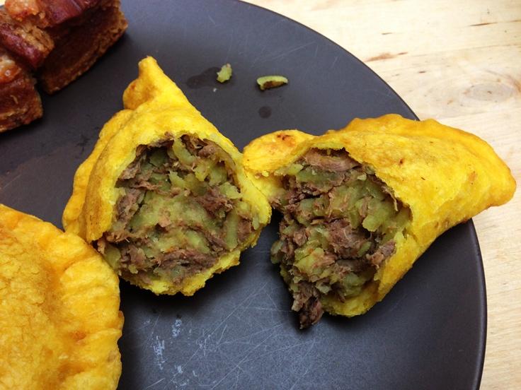 Man Fuel Food Blog - La Sorpresa Beef Empanadas - Central Falls, RI