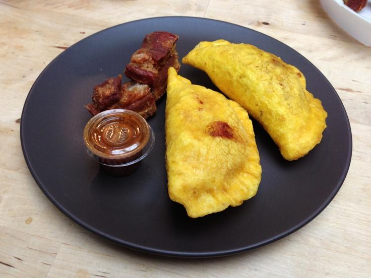 Man Fuel Food Blog - La Sorpresa Empanadas - Central Falls, RI