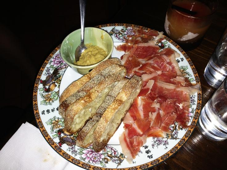 Man Fuel Food Blog - North - Country Ham - Providence, RI