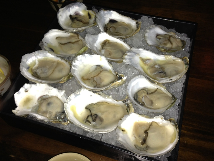 Man Fuel Food Blog - North - Oysters - Providence, RI