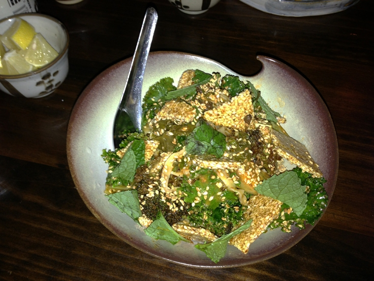 Man Fuel Food Blog - North - Hot Flavor Sesame Noodles - Providence, RI