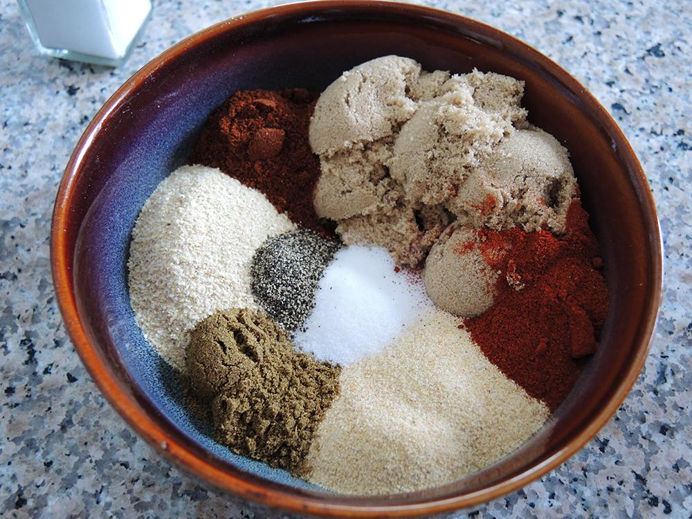 molly s dry rub for ribs recipes dishmaps molly s dry rub for ribs
