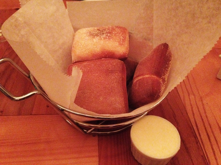 Man Fuel Food Blog - Lumiere - Newton, MA - Bread