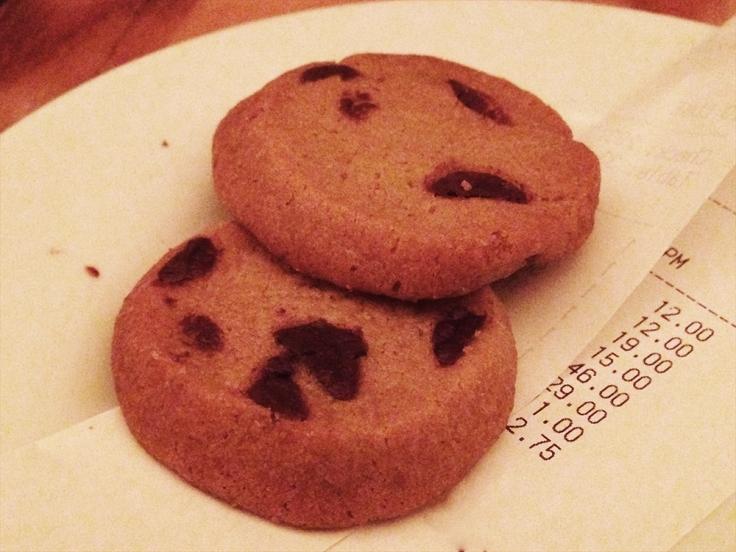 Man Fuel Food Blog - Lumiere - Newton, MA - Cookies
