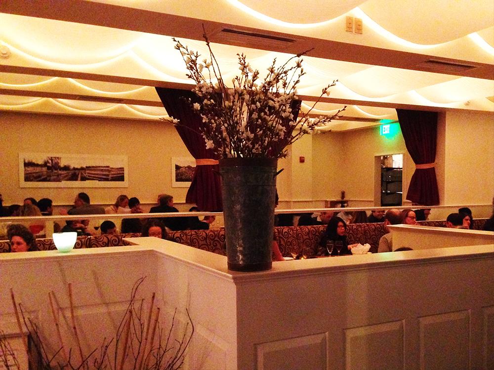 Lumiere Restaurant West Newton