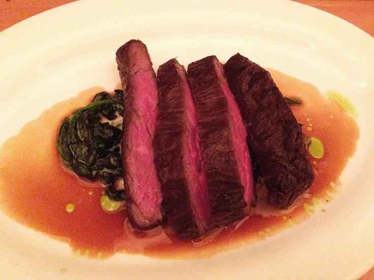 Man Fuel Food Blog - Lumiere - Newton, MA - Steak