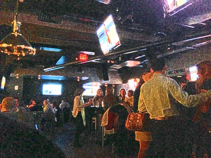Man Fuel Food Blog - Warehouse Bar and Grill - Boston, MA - Interior