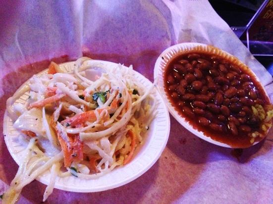 Man Fuel - a food blog - Chili Head Barbeque - West Bridgewater, MA - sides