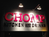 Chomp Kitchen and Drinks – Warren, RI