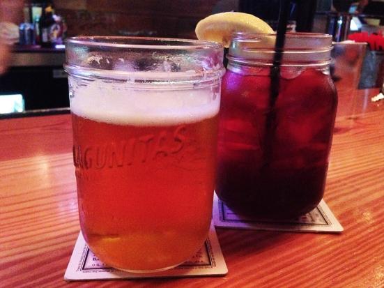 Man Fuel - a food blog - Drinks at Chomp - Warren, RI