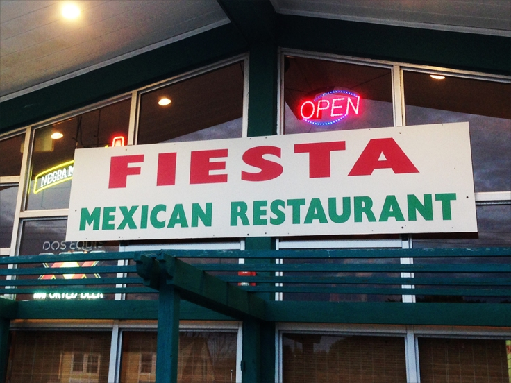 Man Fuel - a food blog - Fiesta Mexican Restaurant - Somerset, MA