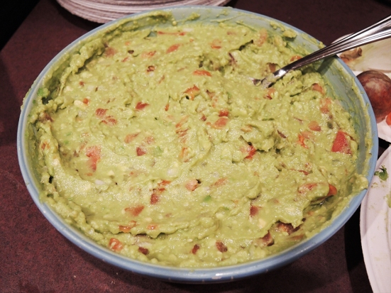 Man Fuel Food Blog - Guacamole - Mixed
