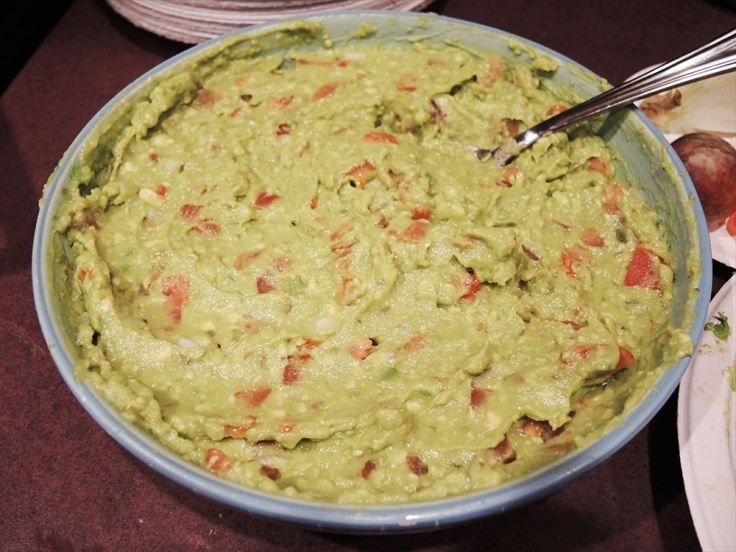 Man Fuel Food Blog - Guacamole - Mixed