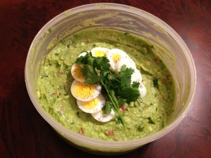 Guacamole Recipe by Home Is A Kitchen