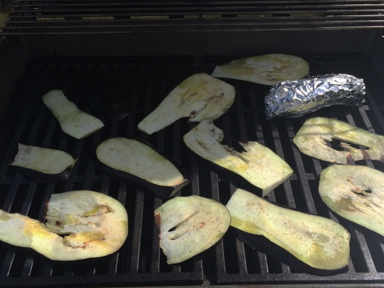 Man Fuel - Food Blog - Grilled Eggplant