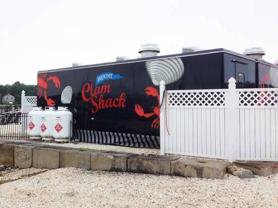 Man Fuel - food blog - Blount's Clam Shack - Warren, RI