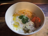 Labneh Dip with Tomato andCilantro