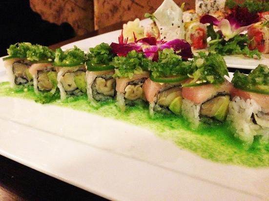 Man Fuel - a food blog - Ichigo Ichie - East Providence, RI - Jalapeno Yummy Roll