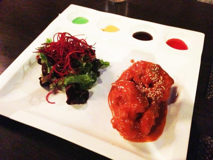 Man Fuel - a food blog - Ichigo Ichie - East Providence, RI - Rock Shrimp