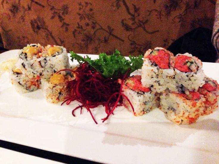 Man Fuel - a food blog - Ichigo Ichie - East Providence, RI - Spicy Tuna Roll