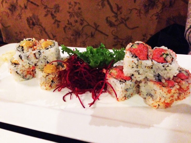 Man Fuel - a food blog - Ichigo Ichie - East Providence, RI - Spicy Tuna Roll