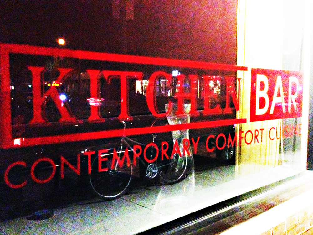Kitchen Bar Restaurant Hope Street Providence