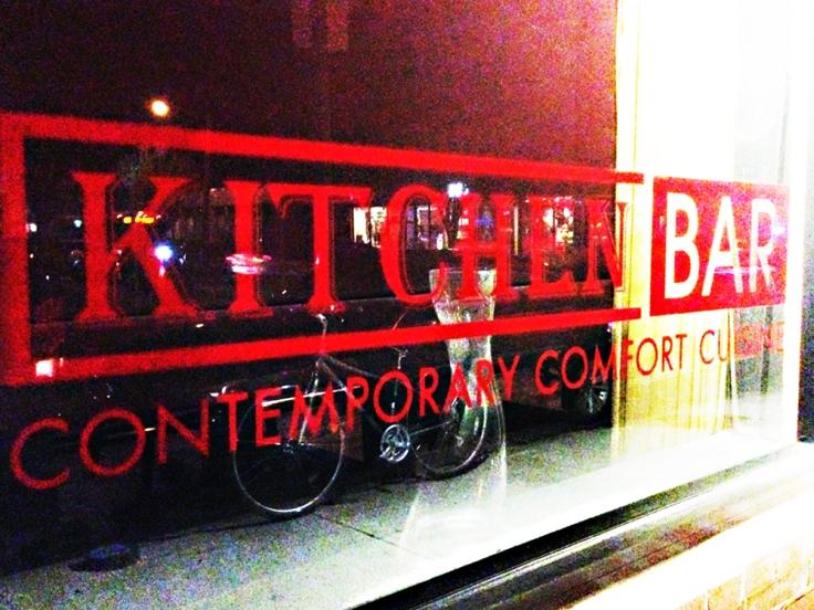 Man Fuel - a food blog - Kitchen Bar - Providence, RI