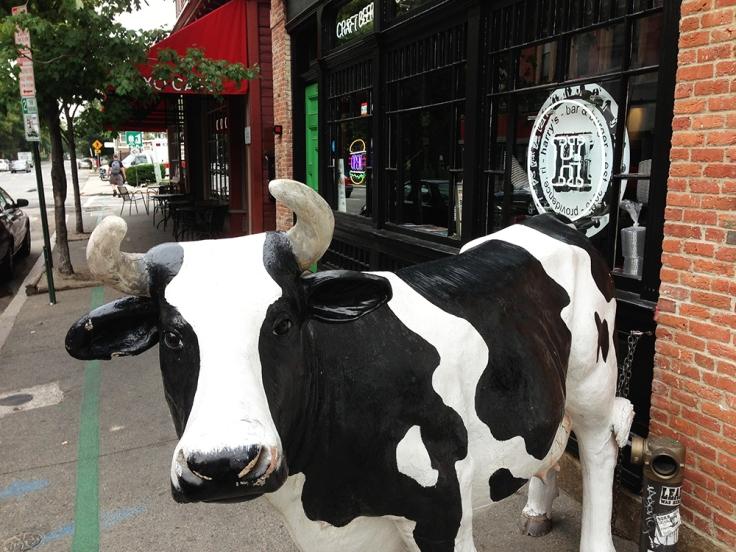 Man Fuel - Food Blog - Harry's Bar and Burger - Providence, RI - Exterior